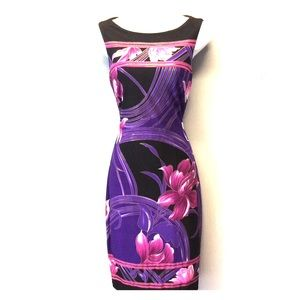 Sz 6 Cache fitted Dress GORGEOUS,